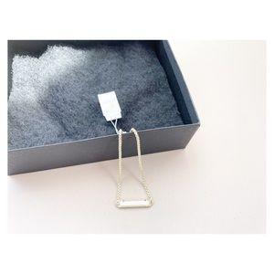 SALE 🔥 KENDRA SCOTT 14k Mother Of Pearl Bracelet
